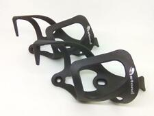 Stand Bike Water Bottle Cage Right Side, 1 pair, Black