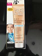 Garnier Skin Active B&B Cream Sunscreen 5 In 1 Miracle Skin Protector NIB