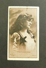 Cigarette Card Sniders & Abrahams 1904 Actresses (Talma) Ser II Miss Eloise Cook