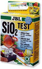 JBL SiO2 Silikat Test-Set / Wassertest / Süßwasser / Meerwasser