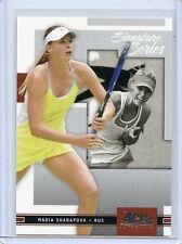 2005 ACE SIGNATURE SERIES MARIA SHARAPOVA ROOKIE CARD