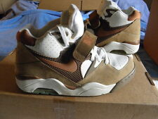 Nike Air Force Max 180 Charles Barkley CB34 CB4 Alpha CORK RARE sz 10.5 VNDS II