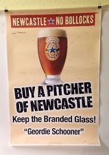 Newcastle Beer Poster 36 x 24