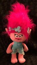 "PRINCESS POPPY DreamWorks TROLLS Movie Plush Officially Licensed Toy 14"""