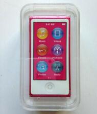 New Apple iPod Nano 7th Generation 16GB ( Rose Red ) -1 year warranty