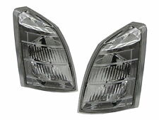 X-TRAIL MK1 2001-2007 SUV 5D Clear PARE-CHOCS CLIGNOTANTS AVANT for NISSAN