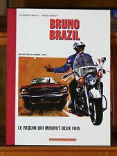Bruno Brazil  (Vance) Le requin qui mourut deux fois, Millésimes  Comme  Neuf.