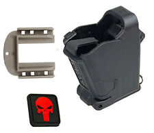 New Universal Magazine Speed Loader/Unloader 9mm 45ACP + 1911AI + Morale Patc