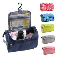 Travel Cosmetic Make Up Toiletry Case Wash Organizer Storage Pouch Hanging Bags