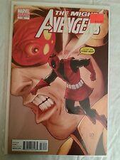 Deadpool Variant Mighty Avengers 34 Wasp parody High Grade