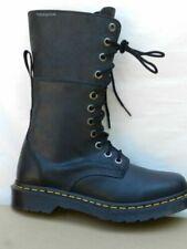 Chaussures plates et ballerines noires pour femme, cuir