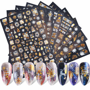 Nail Decals Vivid Bright Surface Paper Decorative for Women