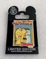 Disney Dlr Cruella De Vil World of Disney Store Wish You Were Here Le 1000 Pin