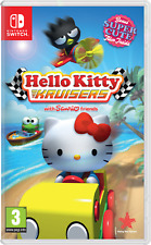 Hello Kitty Kruisers with Sanrio Friends - Nintendo Switch Game