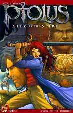 Ptolus: City By The Spire (2006) 1-6 Complete Set Lot Full Run Monte Cook Marvel