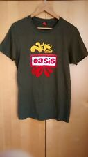 RARE Oasis Dig Out Your Soul OFFICIAL Small 2008 Tour T Shirt DEADSTOCK Vintage