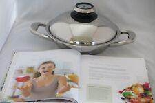 Original amc sartén Hot pan serie Premium Plus nuestro libro de cocina ⭐ ⭐ ⭐ ⭐ ⭐