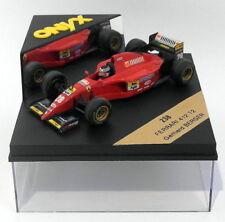 Coches de Fórmula 1 de automodelismo y aeromodelismo Onyx de ferrari Escala 1:43