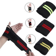 Fitness Padded Weight Lifting Training Gym Straps Hand Bar Wrist Support GloSEAU