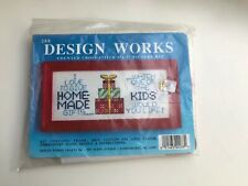 """Design Works Counted Cross Stich 3"""" X 7"""" Picture Kit #288"""