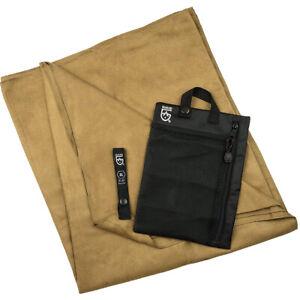 Gear Aid Quick Dry Microfiber Travel Towel - Mocha
