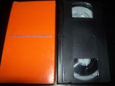 Pet Shop Boys Performance Rare Promo VHS PAL Video