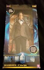 """Eleventh Doctor Who 10"""" Action Figure Sonic Screwdriver 2009"""