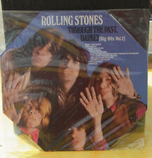 "ROLLING STONES ""Through The Past, Darkly"" 2014 180g Clear Vinyl LP sealed"
