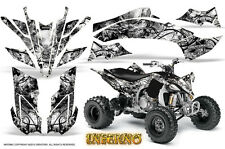 YAMAHA YFZ 450R/SE 09-13 ATV GRAPHICS KIT DECALS STICKERS CREATORX INFERNO W