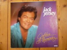 JACK JERSEY  Golden Memories  LP