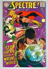 Spectre #4 May 1968 VG Neal Adams Cover and Art