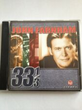 JOHN FARNHAM - 33 1/3 CD *EXCELLENT CONDITION*