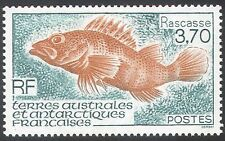 Fsat/TAAF 1994 rascacio/pescado/Marina/Naturaleza/racasse/Ambiente 1v (n25584)