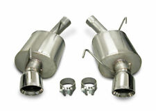 CORSA 14311 EXHAUST 2007-2010 FORD MUSTANG SVT SHELBY GT500 5.4L SUPERCHARGED