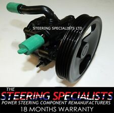Mazda MX5 mk1 1.6, 1.8 Remanufactured Power Steering Pump 1990 to 1998