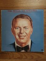 Frank Sinatra The Magic of Sinatra RFC2208 Vinyl LP Comp South AfrIca Relaease