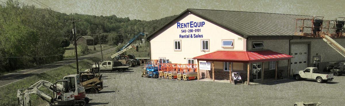 RentEquip VA