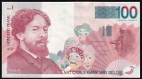 1995-2001   Belgium 100 Francs 'James Ensor' Banknote   Banknotes   KM Coins
