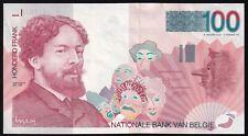 More details for 1995-2001 | belgium 100 francs 'james ensor' banknote | banknotes | km coins