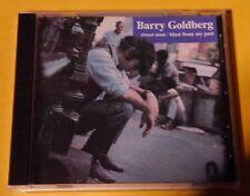 Street Man/Blasts from My Past by Barry (Keyboards) Goldberg (CD,1994) Streetman