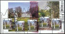 "NVPH 2900  MOOI NEDERLAND VELLETJE  ""MATTEMBURGH"" 2012 gestempeld"