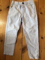 Jasper Conran Boys Royal blue chino trousers  Age 6 Years .Debenhams
