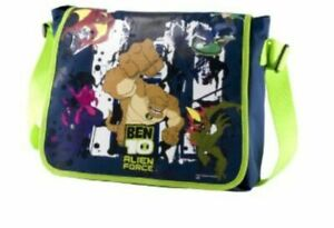 6 X Ben 10 Alien Force Despatch Messenger Bag Job Lot Wholesale Market Car Boot