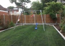 Heavy Duty Rubber Grassmat Ground Protection Flooring Playgrounds Swings Walkway