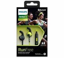 Philips Runfree Wireless Bluetooth Sports Headphones - Gym - Jogging - Walking