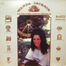 Wanda Jackson(Vinyl LP)By The Time I Get To Phoenix -Pickwick-JS 6123-US-Ex/Ex