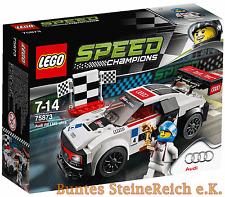 LEGO® Speed Champions: 75873 Audi R8 LMS ultra ! NEU & OVP & 0.-€ Versand !