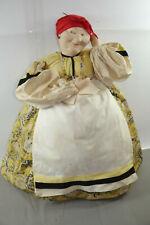 Antik Puppe Doll  Kaffewärmer 40/50er Jahre  Vintage  (K6)