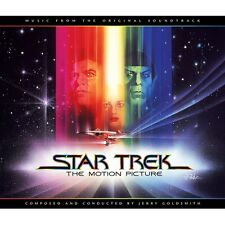 Star Trek The Motion Picture - 3 x CD Complete - Limited 10000 - Jerry Goldsmith