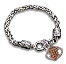 San Francisco Giants MLB Charm Bracelet BRAND NEW Jewelry